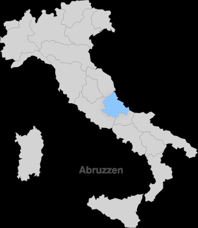 Italien – Abruzzen