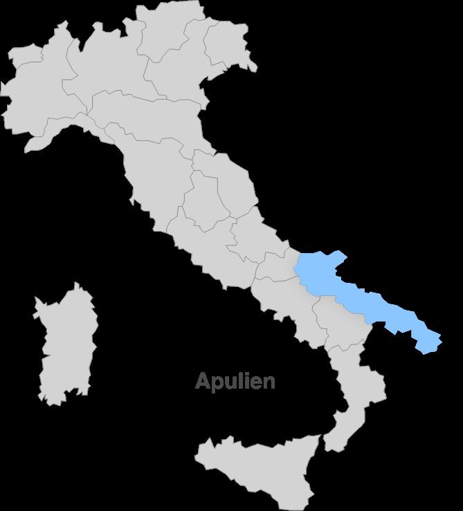Italien – Apulien
