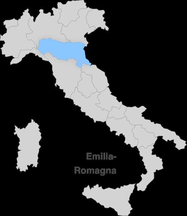 Italien – Emilia-Romagna