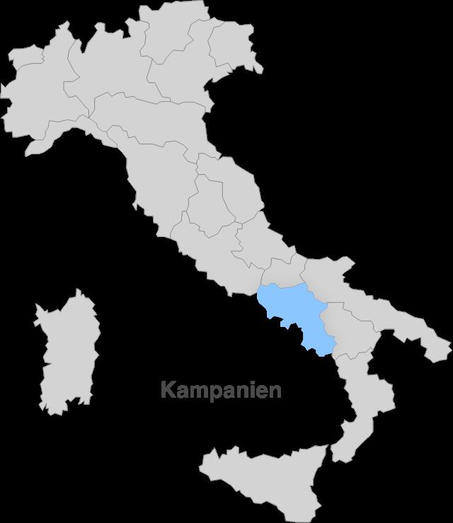Italien – Kampanien