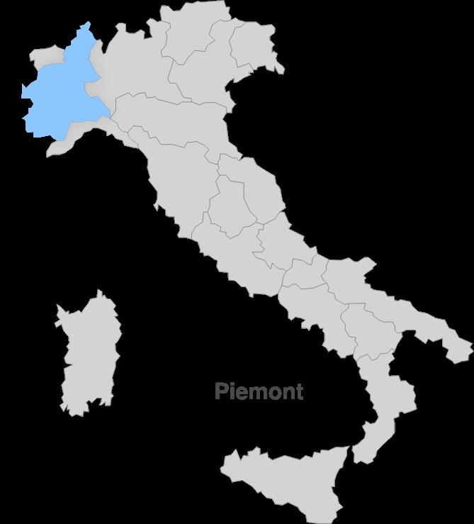 Italien – Piemont