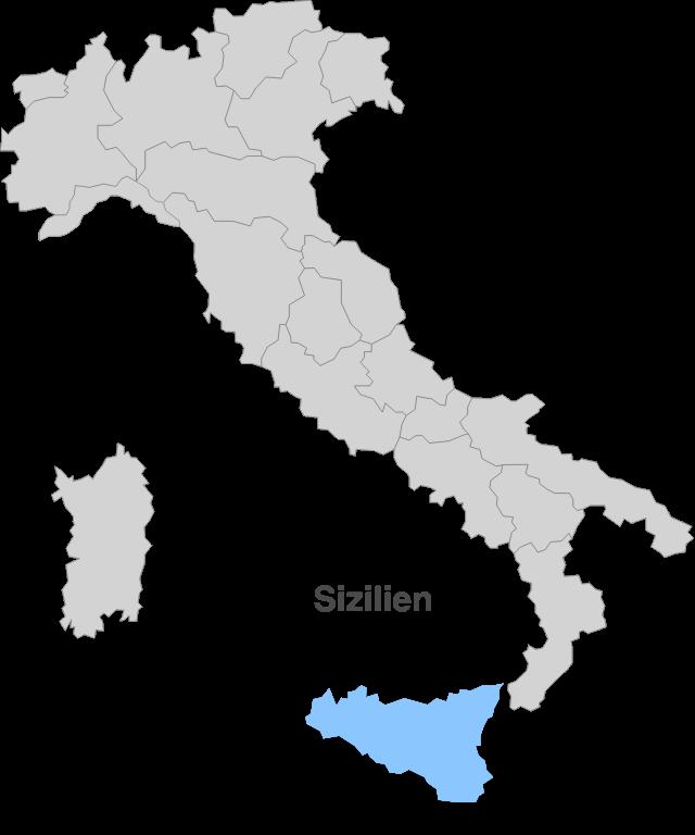 Italien – Sizilien
