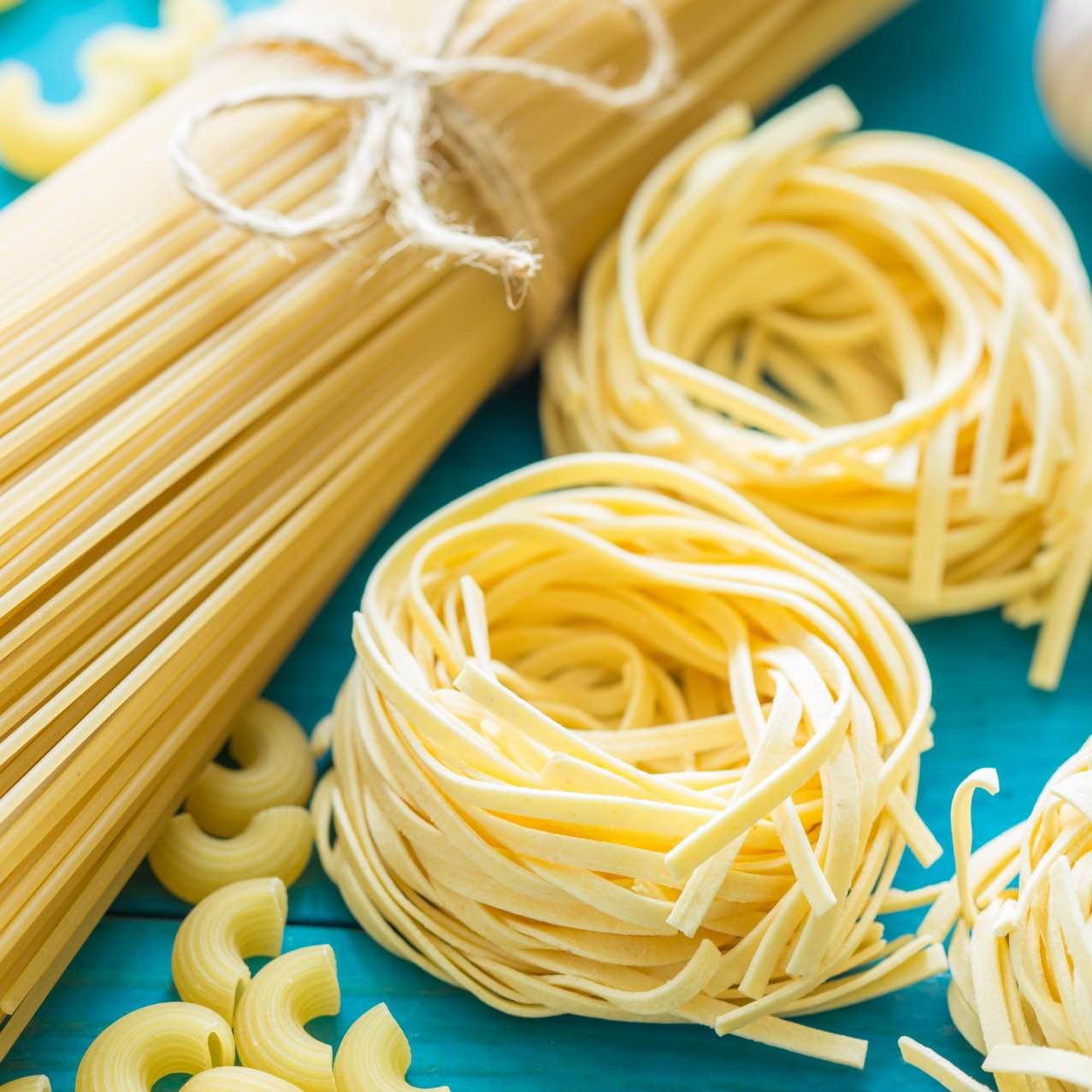 Steckbrief Pasta