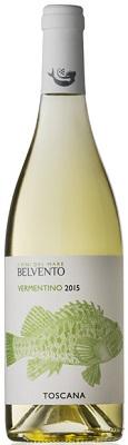 11 + 1 Fl. Vermentino Toscana Bianco IGT 2020, 0,75 l Petra Belvento