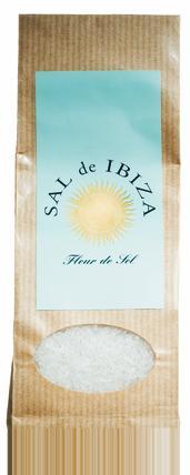 Fleur de Sel Nachfüllpack, 150 g Sal de Ibiza