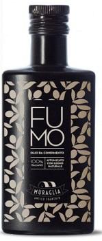 Fumo Natives Olivenöl extra über Holz geräuchert 250 ml, Frantoio Muraglia