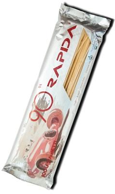 90´´ RAPIDA Spaghetti Hartweizennudeln 90 Sekunden Kochzeit, 300 g Rustichella d´Abruzzo