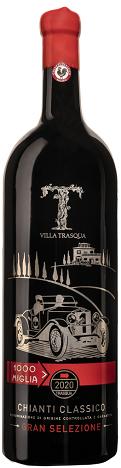 1000 Miglia Chianti Classico Gran Selezione DOCG 2016, 1,5 l Villa Trasqua Magnum