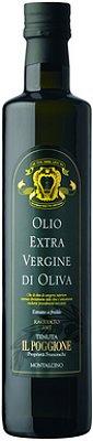 Olivenöl Extra Vergine di Oliva, Il Poggione 0,5 l