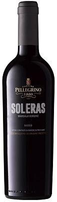 Marsala Vergine Soleras Dry DOC, 0,5 l Carlo Pellegrino