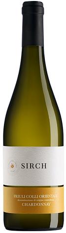 Chardonnay Friuli Colli Orientali  DOC 2019, 0,75 l Sirch