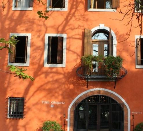 Villa Chiopris Livon