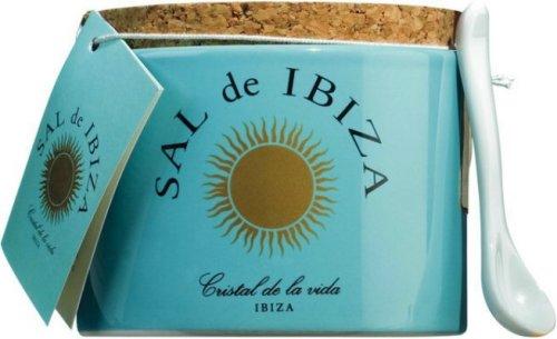 Fleur de Sel im Keramiktopf, 150 g Sal de Ibiza