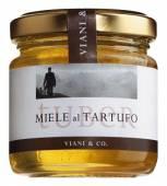 Trüffelhonig Miele al Tartufo mit Sommertrüffeln, 120 g Viani & Co.