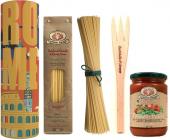 Pasta-Geschenkdose Viva l'Italia Rom, Rustichella d'Abruzzo