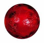 Sferette Rosso Pralinenkugel rot mit Gianduia-Cremefüllung, 100 g lose Caffarel