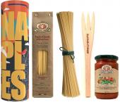 Pasta-Geschenkdose Viva l´Italia Neapel, Rustichella d´Abruzzo