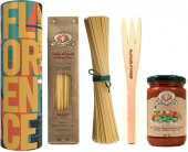 Pasta-Geschenkdose Viva l´Italia Florenz, Rustichella d´Abruzzo