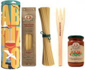 Pasta-Geschenkdose Viva l´Italia Abruzzen, Rustichella d´Abruzzo
