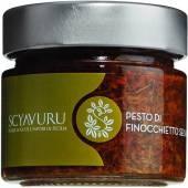 Pesto di Finocchietto Selvatico, Wildfenchelpesto, 160 g Scyavuru