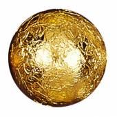 Sferette Oro Pralinenkugel Gold mit Zartbitter-Cremefüllung, 100 g lose Caffarel