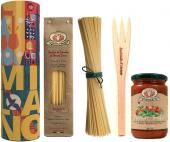 Pasta-Geschenkdose Viva l´Italia Mailand, Rustichella d´Abruzzo