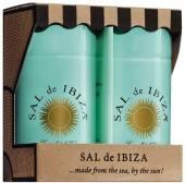 Granito und  Pimiento Pur (Meersalz und Pfeffer) im Keramikstreuer, 90 g und 40 g Sal de Ibiza