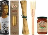 Pasta-Geschenkdose Spaghettata Express, Rustichella d´Abruzzo