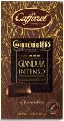Gianduia Intenso Zartbitterschokoladentafel mit Gianduia, 80 g-Tafel Caffarel