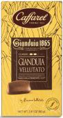 Gianduia Vellutato Vollmilchschokoladentafel mit Gianduia, 80 g-Tafel Caffarel