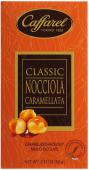 Cioccolata Nocciola Caramellata Vollmilchschokoladentafel mit karamellisierten Haselnüssen, 80 g-Tafel Caffarel
