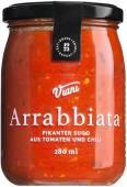 Sugo Arrabbiata Pikante Tomatensauce mit Chili, 280 g Viani
