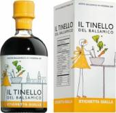 Il Tinello Etichetta Gialla Aceto Balsamico di Modena IGP, 250 ml Il Borgo del Balsamico